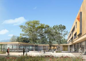 Lycée Pierre du Terrail