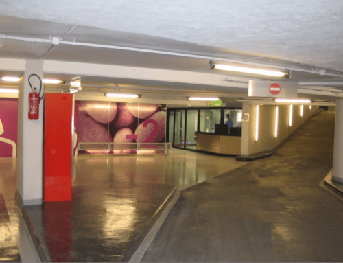 Parking « La Vache Noire »